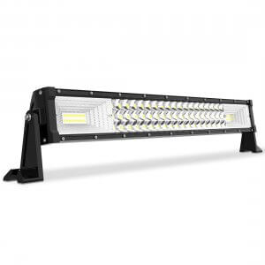 16 triple row led light bar