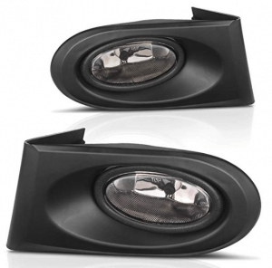 Fog Lights For Acura RSX 2002 2003 2004