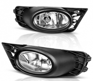 Fog Lights For Honda Civic Sedan 2009 2010 2011