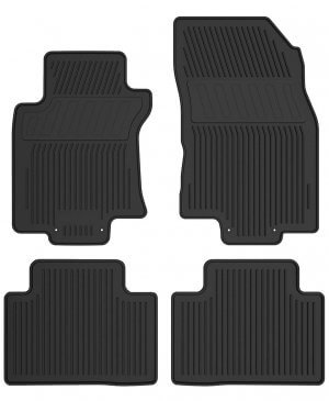 YITAMOTOR Floor Mats Liners Compatible for 2014-2018 Nissan Rogue