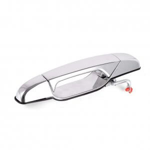 YITAMOTOR Chrome Front Right Passenger Side Door Handle