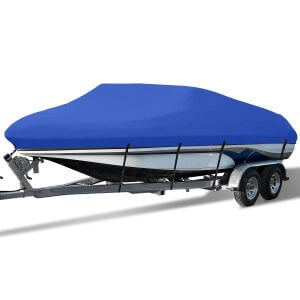 17'-19' L Blue Boat Cover