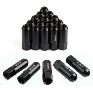 "Lug Nuts 12x1.5 2.36"" Tall 3/4"" Hex"