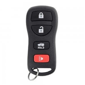YITAMOTOR Replacement Keyless Remote Control Car Key Fob