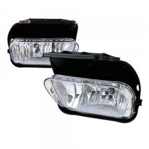 Fog Lights For Chevy Silverado 2003 2004 2005 2006 2007
