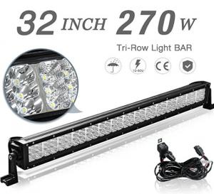 32 inch Triple Row LED Light Bar
