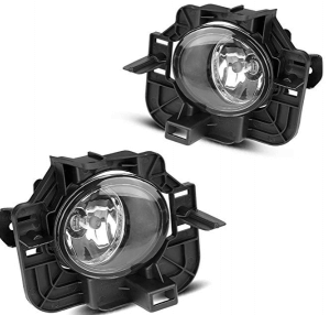 Fog Lights For 07 08 09 Nissan Altima/Hybrid Sedan