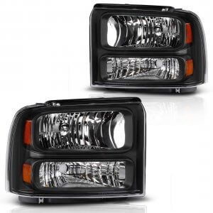 headlight assembly for ford f250 f350