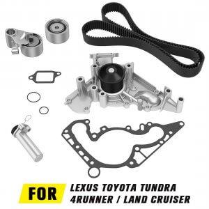 Timing Belt Water Pump kit for 1998-2007 Toyota, 1998-2009 Lexus