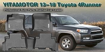 Floor Mats for 2013-2018 Toyota 4Runner